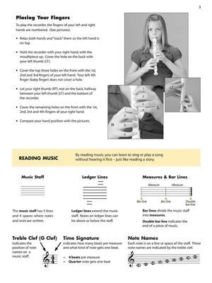Essential Elements Recorder Classroom Method