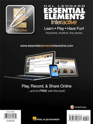 Essential Elements for Band - Book 1 with EEi: Concert Band