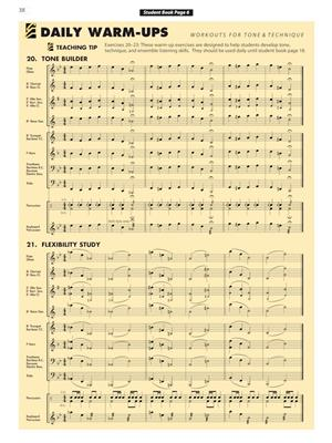 Essential Elements for Band - Book 2 (Score): Concert Band