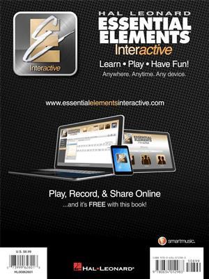 Essential Elements for Band - Book 2 - Baritone TC