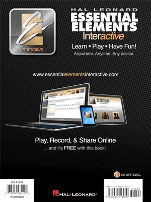Essential Elements for Band - Book 2 - Percussion: Percussion