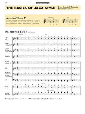 Essential Elements for Band - Book 3 Score
