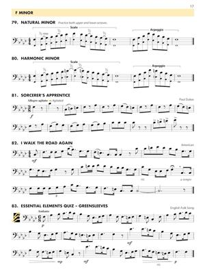 Essential Elements for Band - Book 3 - Baritone BC: Baritone