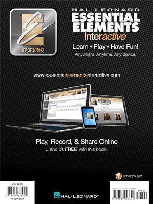 Essential Elements for Band - Book 3 - Bass Guitar: Bass Guitar