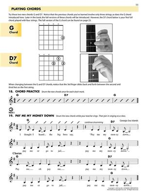 Essential Elements for Band - Book 1 - Guitar