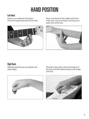 Hal Leonard Guitar Method - Guitar for Kids 1