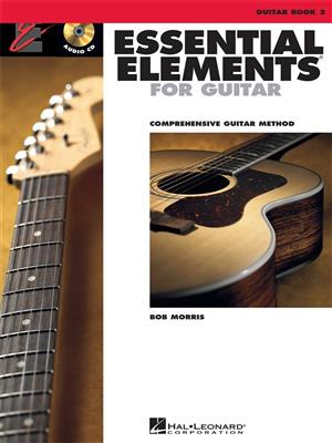 Essential Elements for Guitar - Book 2: Guitar