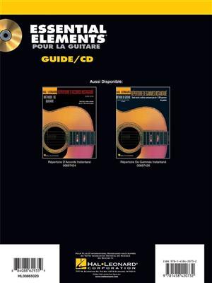 Essential Elements Pour la Guitare 1: Guitar
