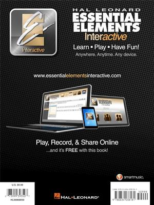 Essential Elements for Strings - Book 1 with EEi