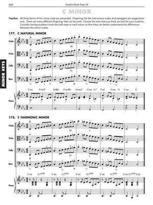 Essential Technique 2000 for Strings - Book 3: String Ensemble