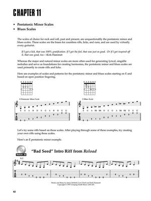 Metallica: Learn to play Guitar with Metallica: Guitar or Lute