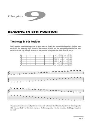 Sight Reading For Rock Guitarists: Guitar or Lute