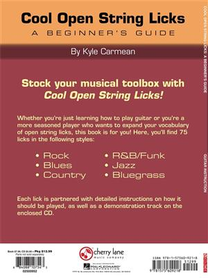 Cool Open String Licks