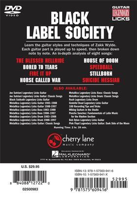 Black Label Society: Black Label Society: Guitar or Lute