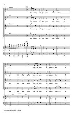 Leslie Bricusse: A Christmas Carol: Mixed Choir