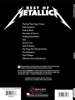 Metallica: Best of Metallica - Trumpet: Trumpet