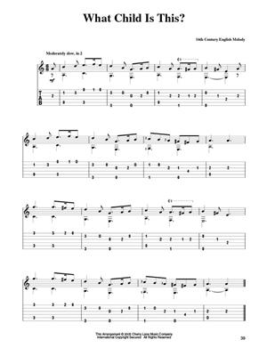 Christmas Carols for Easy Classical Guitar: Arr. (Mark Phillips): Guitar