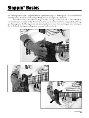 Playing The Bass Guitar: Bass Guitar