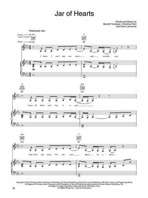Christina Perri: Christina Perri - Lovestrong: Piano, Vocal, Guitar