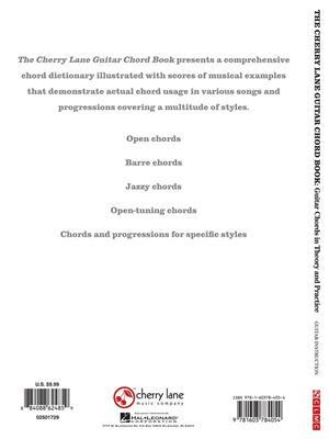 The Cherry Lane Guitar Chord Book