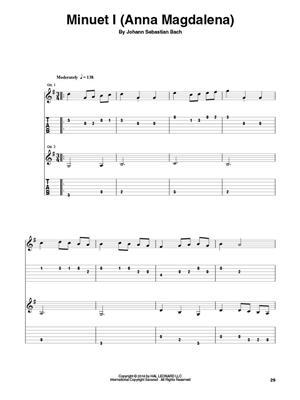 Johann Sebastian Bach: J.S. Bach: Guitar or Lute