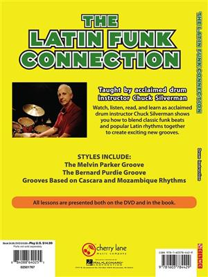 The Latin Funk Connection: Drum Kit