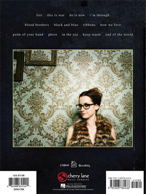 Ingrid Michaelson: Ingrid Michaelson: Human Again: Piano, Vocal and Guitar (songbooks)