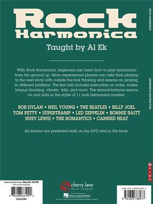 Rock Harmonica: World- and Folk instruments