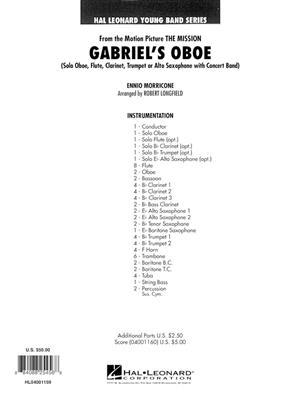 Ennio Morricone: Gabriel's Oboe