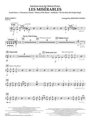 Alain Boublil: Les Misérables: Concert Band (+European Parts)