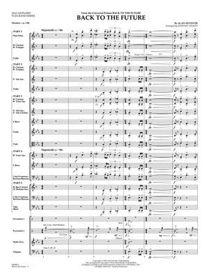 Alan Silvestri: Back to the Future: Concert Band (+European Parts)