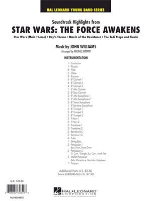 John Williams: Star Wars: The Force Awakens