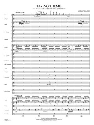 John Williams: Flying Theme (from E.T.: The Extra-Terrestrial): Orchestra
