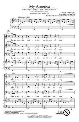 My America: Arr. (Paul Murtha): String Orchestra