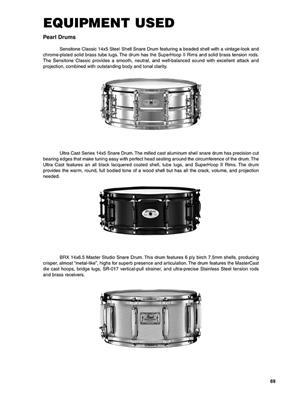 Rudimental Warm-Ups: Drum Kit