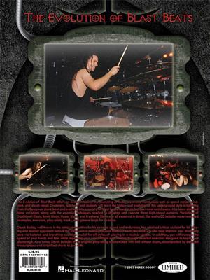 Derek Roddy: The Evolution Of Blast Beats