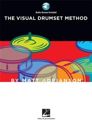 The Visual Drumset Method: Drums and Percussion