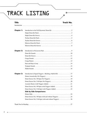The Beginner's Guide to Electronic Drums: Drums and Percussion