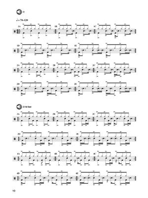 Groove Studies: Drums and Percussion