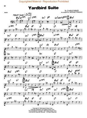 Easy Jazz Classics - Bass: Jazz Ensemble