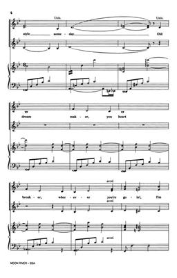Henry Mancini: Moon River: Women's Choir