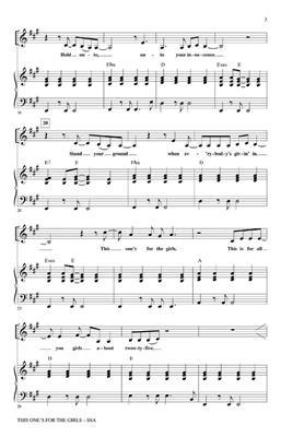 Martina McBride: This One's for the Girls: Women's Choir