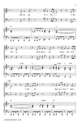 Otis Redding: Knock on Wood: Mixed Choir