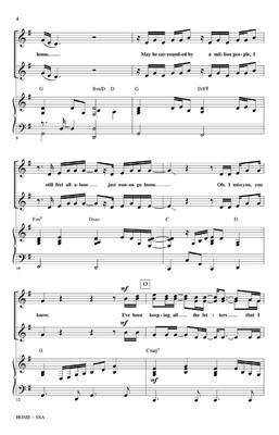 Michael Bublé: Home: Women's Choir