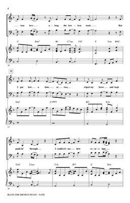 Rascal Flatts: Bless the Broken Road: Mixed Choir