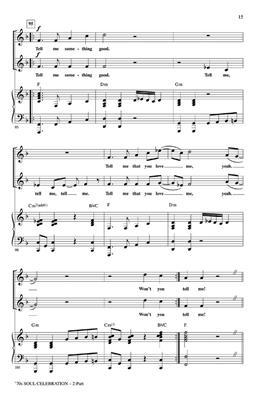 Mark Brymer: 70s Soul Celebration (Medley): Mixed Choir