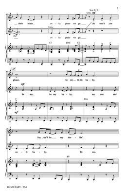 Hal Leonard: Be my Baby