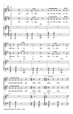 Mac Huff: Rock and Roll All Night: Women's Choir