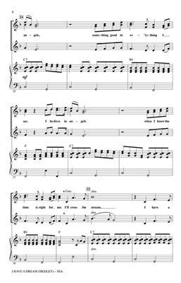 ABBA: I Have a Dream: Mixed Choir