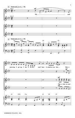 Glee Cast: Somebody To Love: Women's Choir